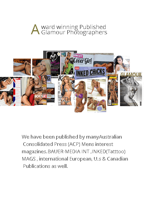 magazines glamour photography